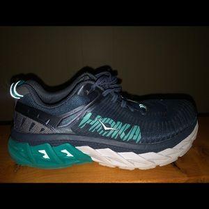 Hoka one running shoe size 8